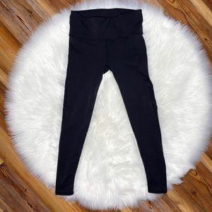 Lululemon Athletica Reveal 7/8 Tight Leggings Black Yoga Pants Size Medium